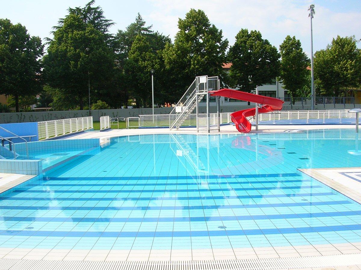 Gomiero service s r l condizionamento riscaldamento e trattamento acqua - Trattamento acqua piscina ...